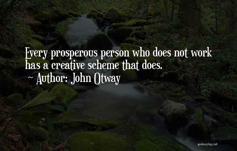 Creative Person Quotes By John Otway