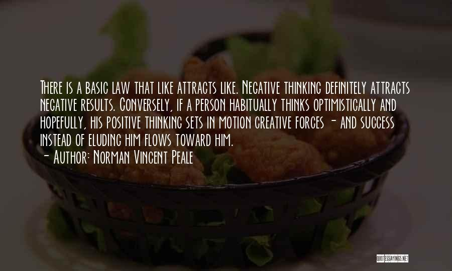 Creative Person Quotes By Norman Vincent Peale