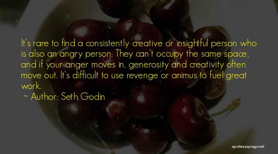 Creative Person Quotes By Seth Godin