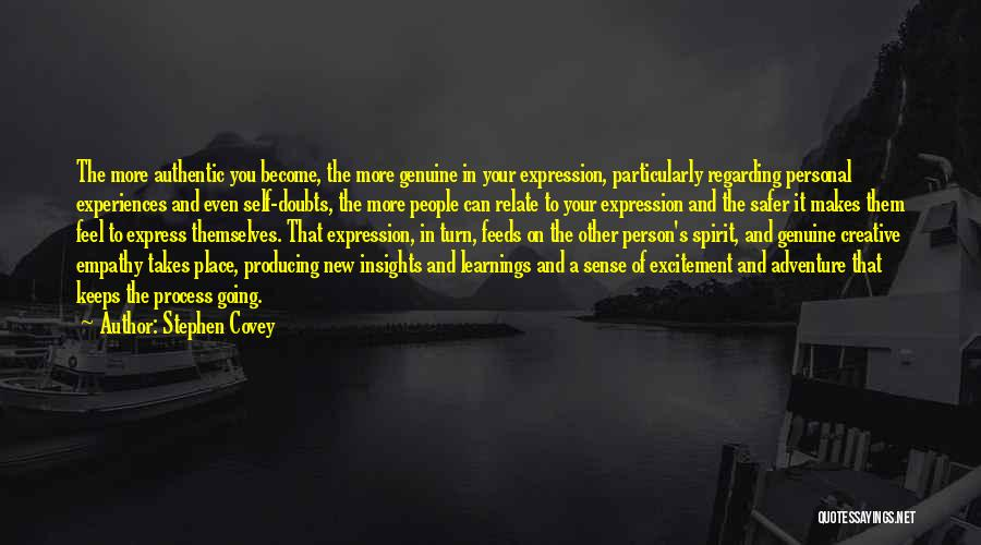 Creative Person Quotes By Stephen Covey