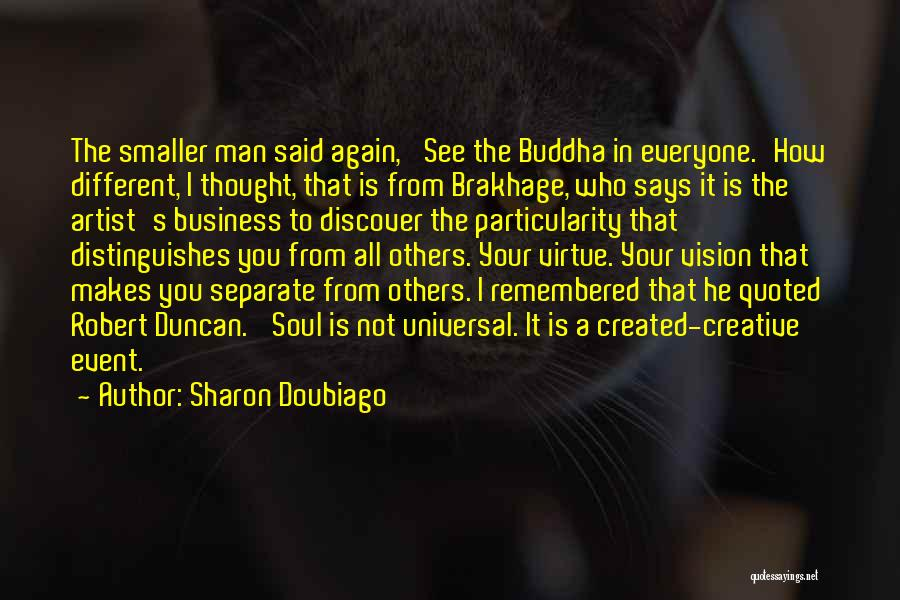 Creative Vision Quotes By Sharon Doubiago