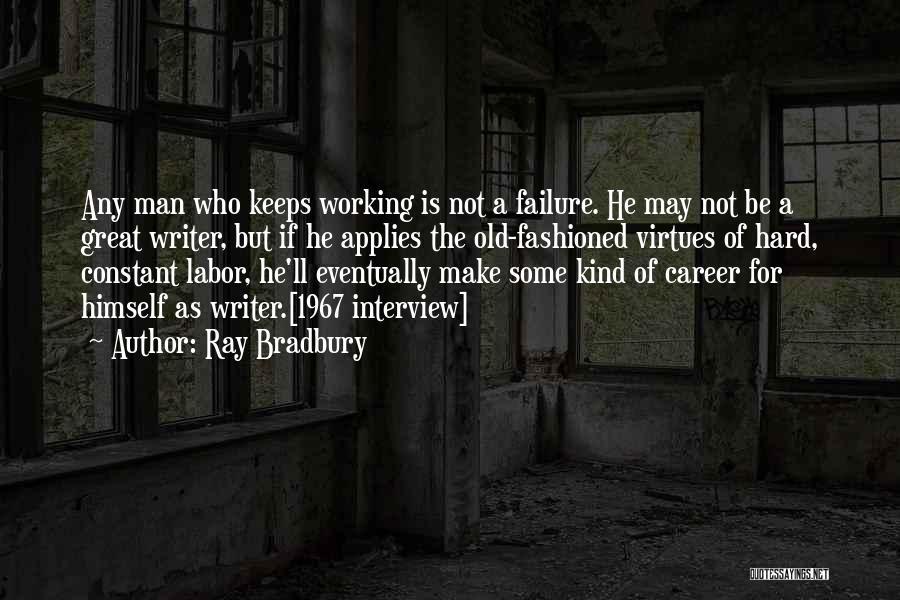 Creative Writing Inspirational Quotes By Ray Bradbury