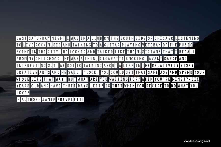 Creative Writing Quotes By Jamie Freveletti