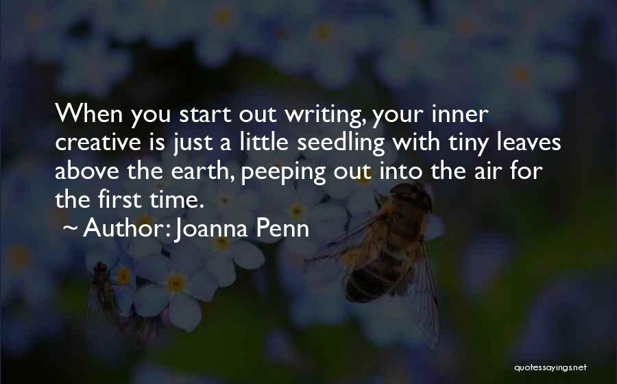 Creative Writing Quotes By Joanna Penn