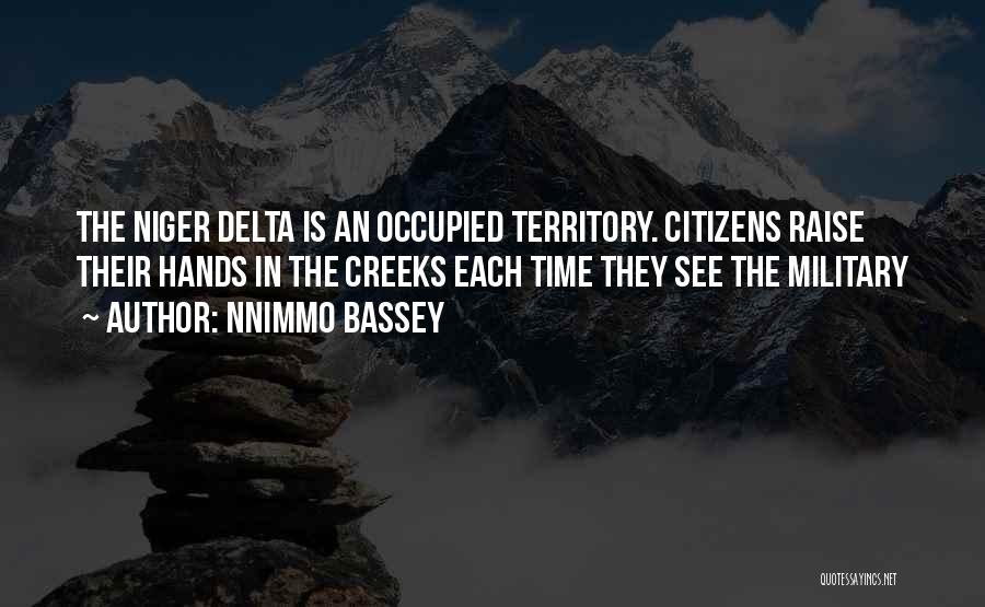 Creeks Quotes By Nnimmo Bassey