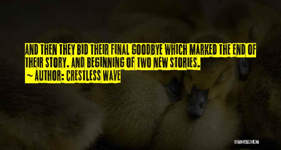 Crestless Wave Quotes 1017672