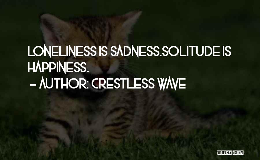 Crestless Wave Quotes 2000827