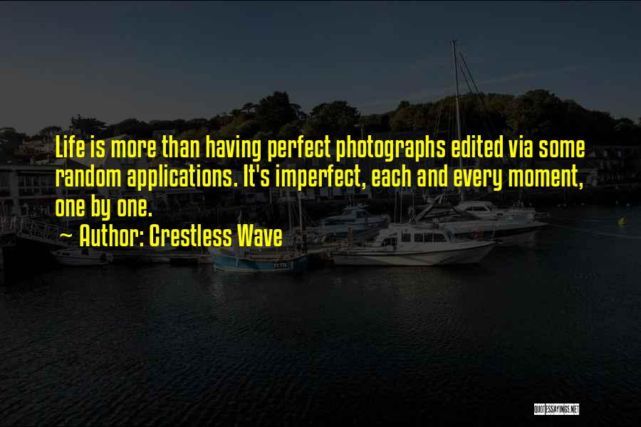 Crestless Wave Quotes 357726