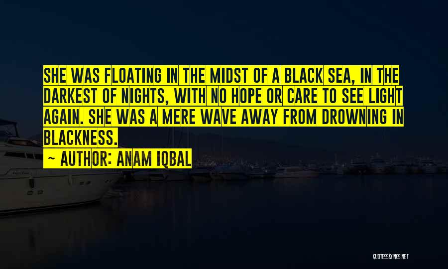 Crime Wave Quotes By Anam Iqbal