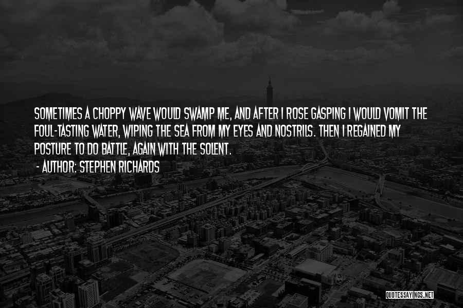 Crime Wave Quotes By Stephen Richards