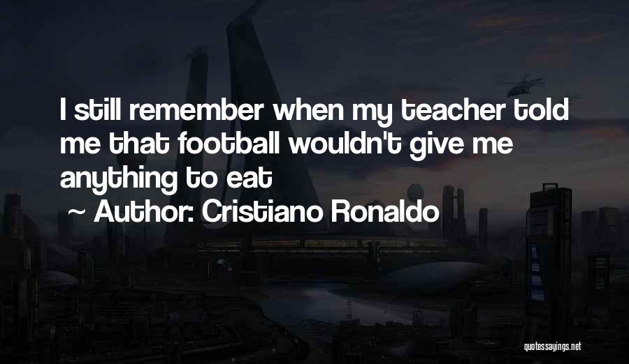 Cristiano Ronaldo Quotes 1237347