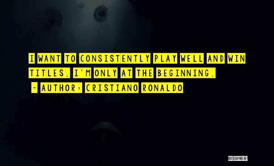 Cristiano Ronaldo Quotes 1698506