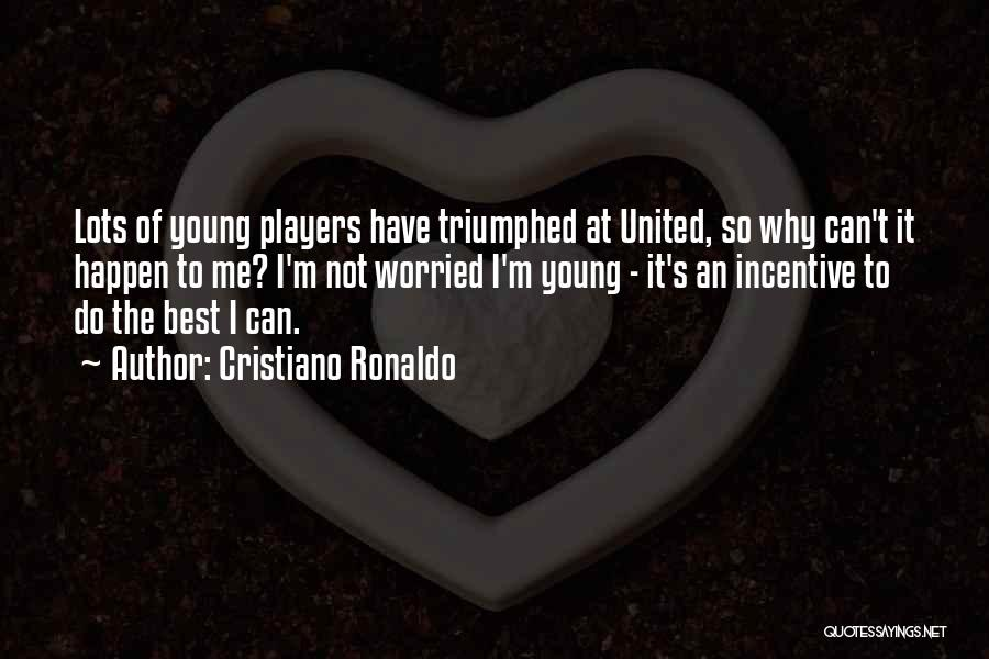 Cristiano Ronaldo Quotes 1803447
