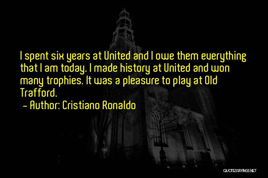 Cristiano Ronaldo Quotes 2182892