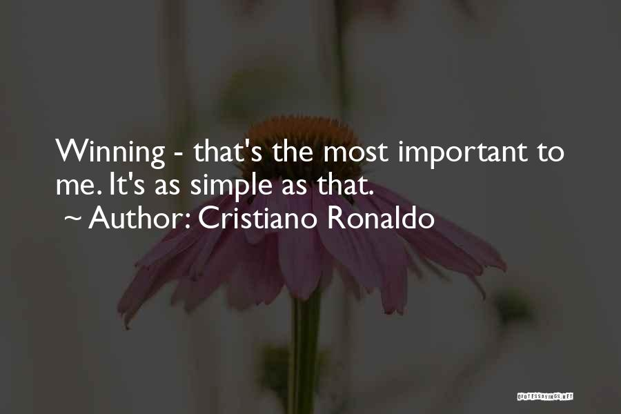 Cristiano Ronaldo Quotes 2232309