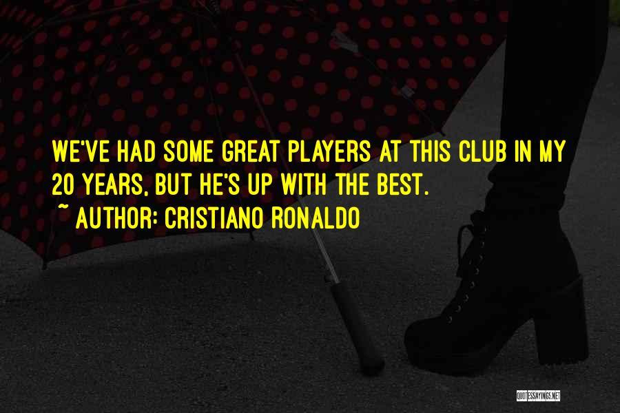 Cristiano Ronaldo Quotes 2237806