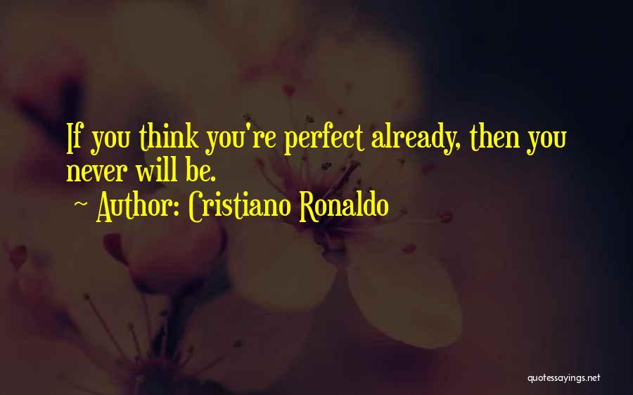 Cristiano Ronaldo Quotes 271542