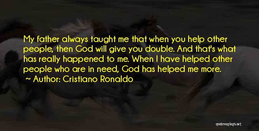 Cristiano Ronaldo Quotes 502030