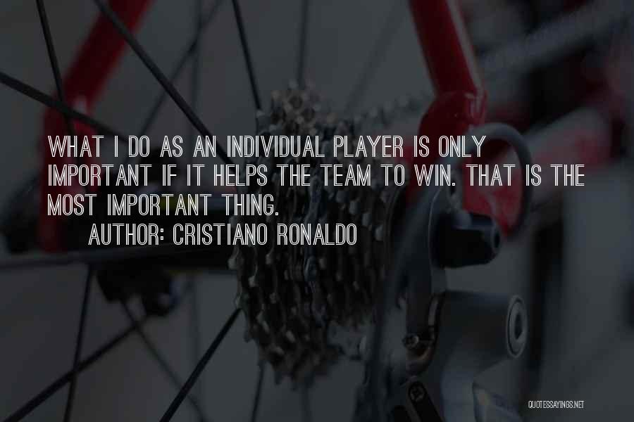 Cristiano Ronaldo Quotes 663359