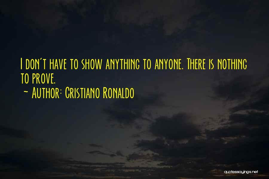 Cristiano Ronaldo Quotes 691784