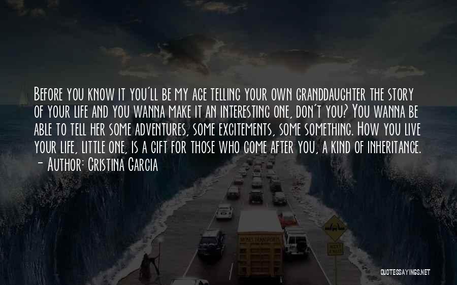 Cristina Garcia Quotes 1782321