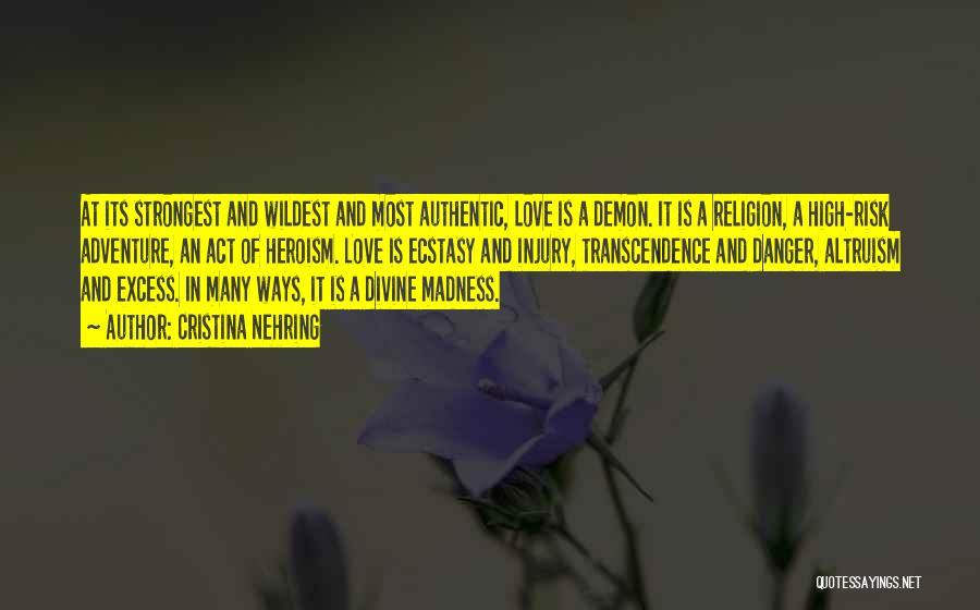 Cristina Nehring Quotes 1419969