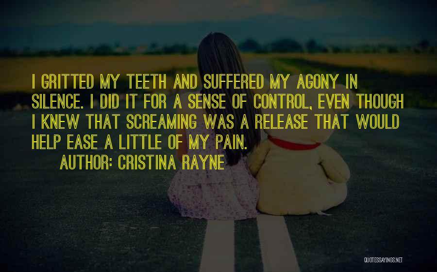 Cristina Rayne Quotes 1493071