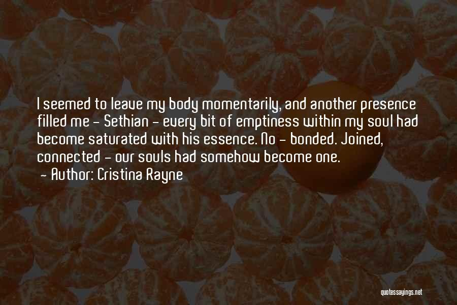 Cristina Rayne Quotes 1500844