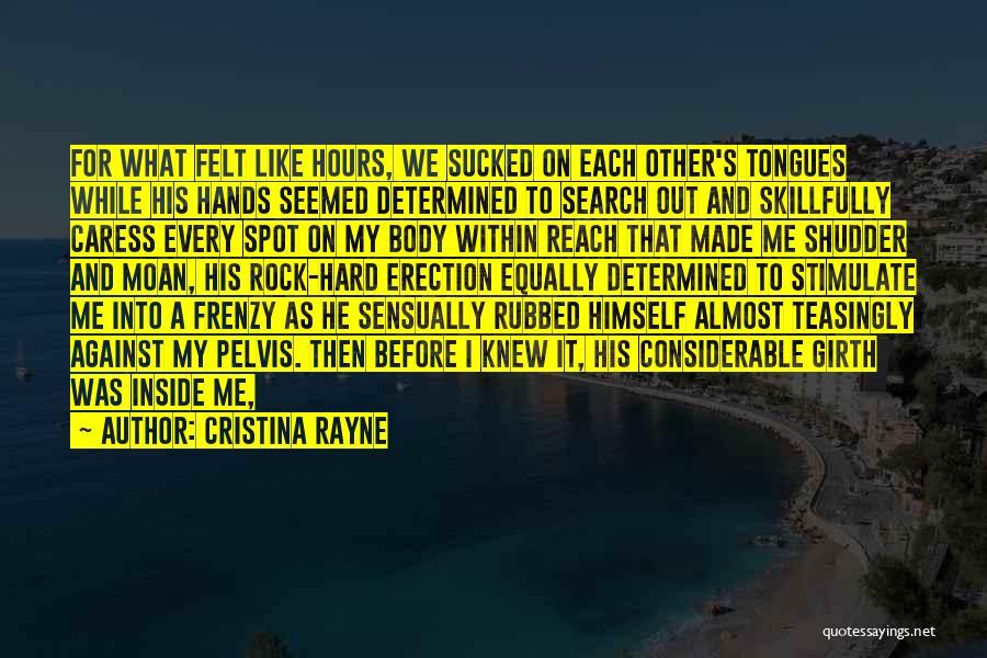 Cristina Rayne Quotes 625939