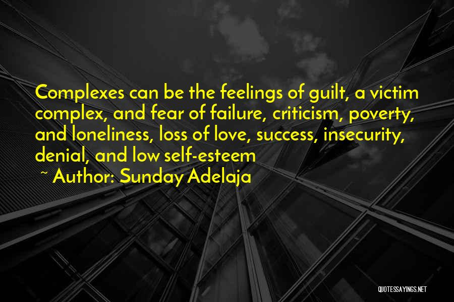 Criticism And Success Quotes By Sunday Adelaja