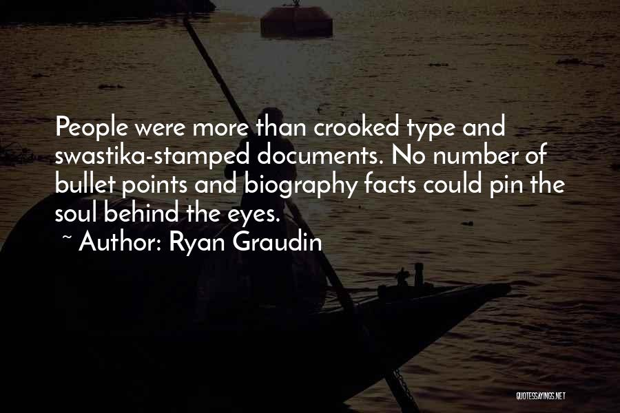 Crooked Cop Quotes By Ryan Graudin