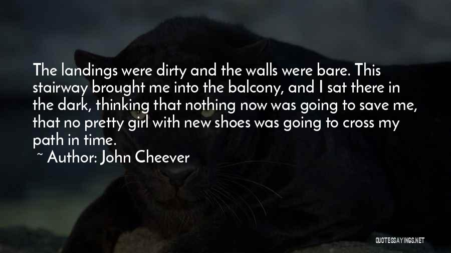 Cross To Bare Quotes By John Cheever