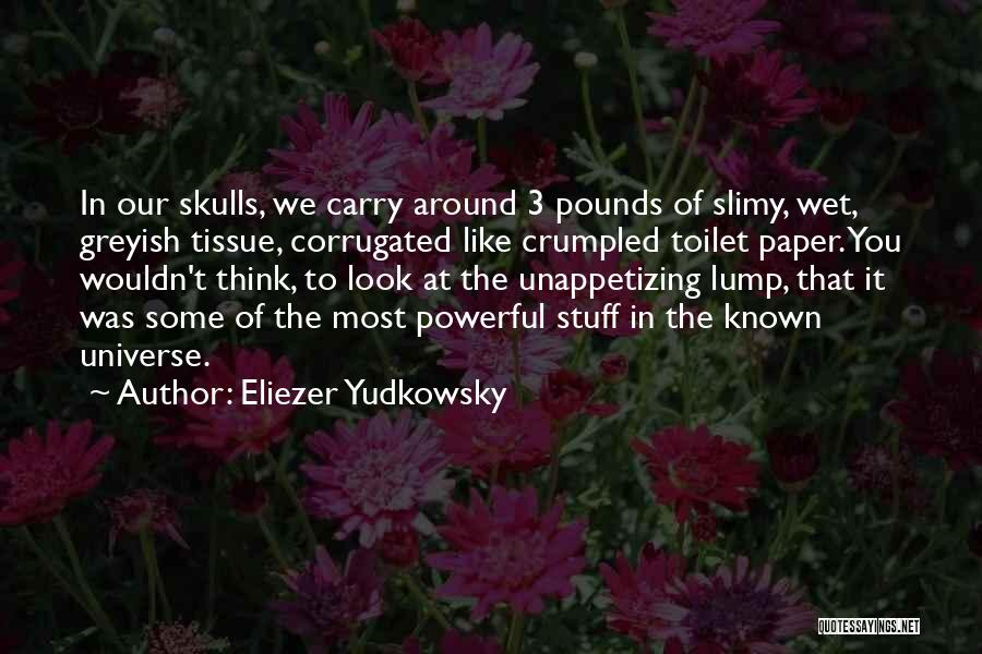Crumpled Quotes By Eliezer Yudkowsky
