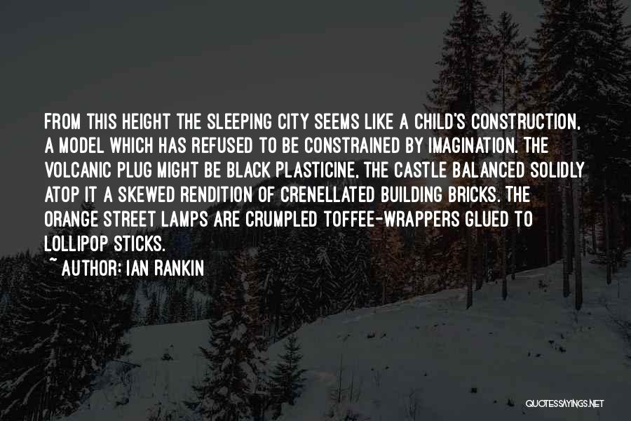 Crumpled Quotes By Ian Rankin