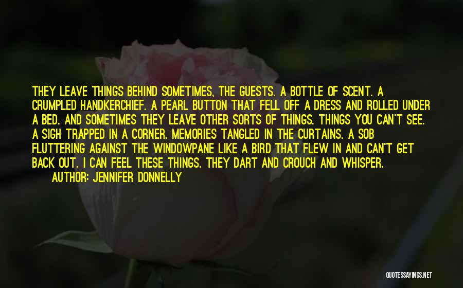 Crumpled Quotes By Jennifer Donnelly