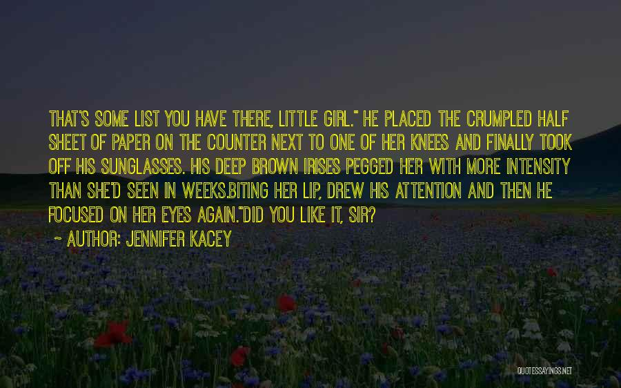 Crumpled Quotes By Jennifer Kacey