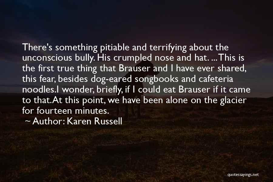 Crumpled Quotes By Karen Russell