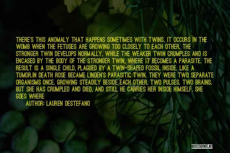 Crumpled Quotes By Lauren DeStefano