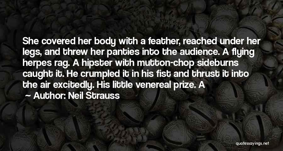 Crumpled Quotes By Neil Strauss