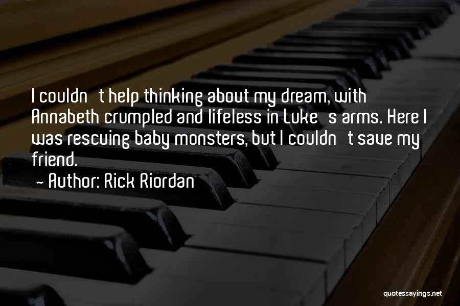 Crumpled Quotes By Rick Riordan