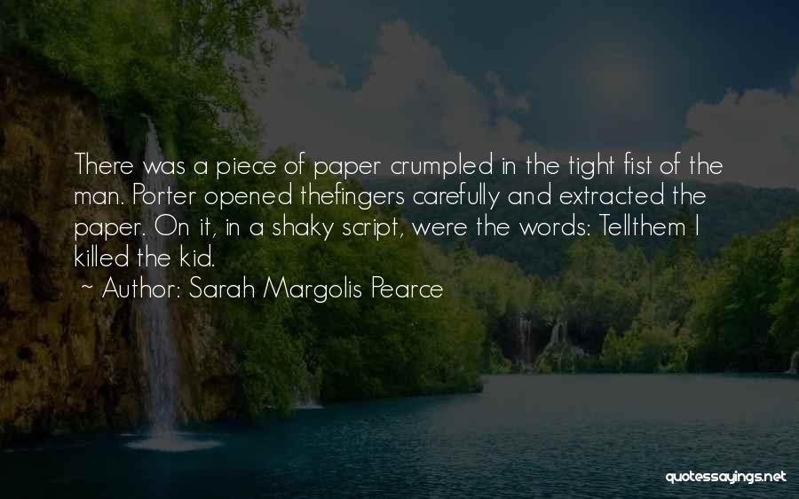 Crumpled Quotes By Sarah Margolis Pearce