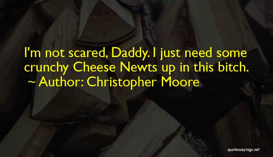 Crunchy Quotes By Christopher Moore