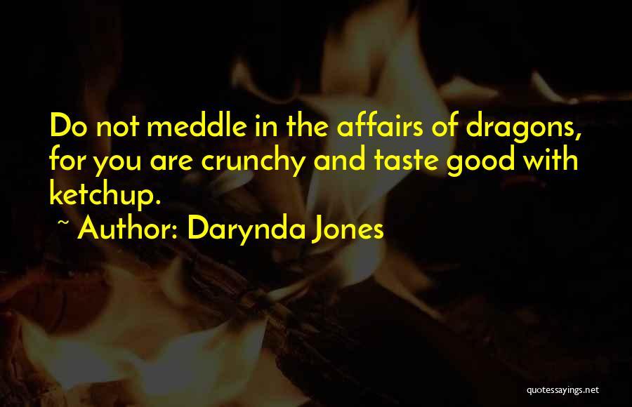 Crunchy Quotes By Darynda Jones