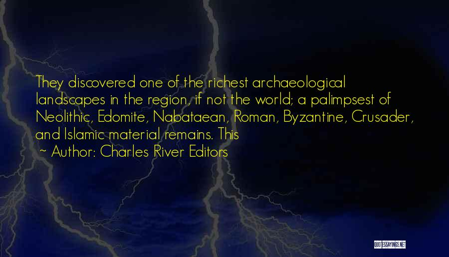 Crusader Quotes By Charles River Editors