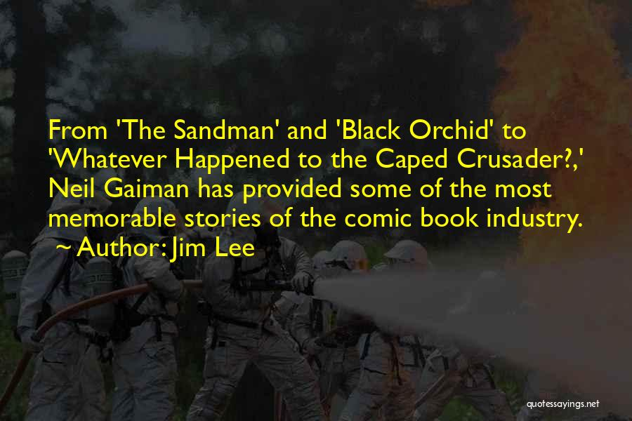Crusader Quotes By Jim Lee