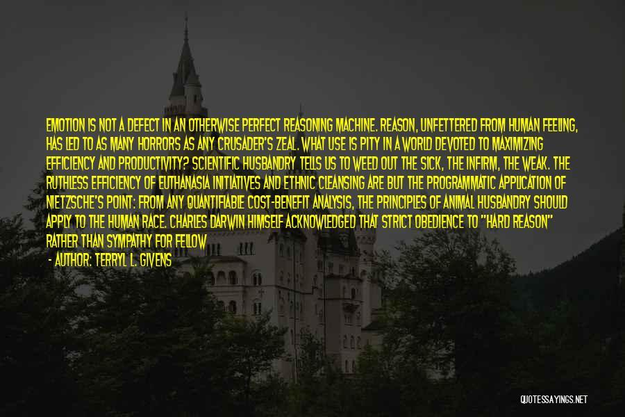 Crusader Quotes By Terryl L. Givens