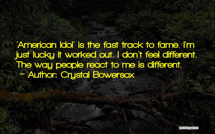 Crystal Bowersox Quotes 1571161