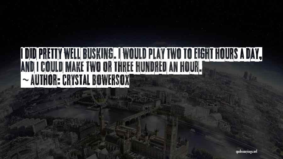 Crystal Bowersox Quotes 1835438