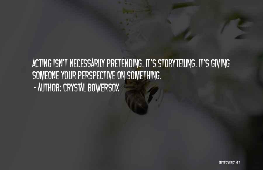 Crystal Bowersox Quotes 201580