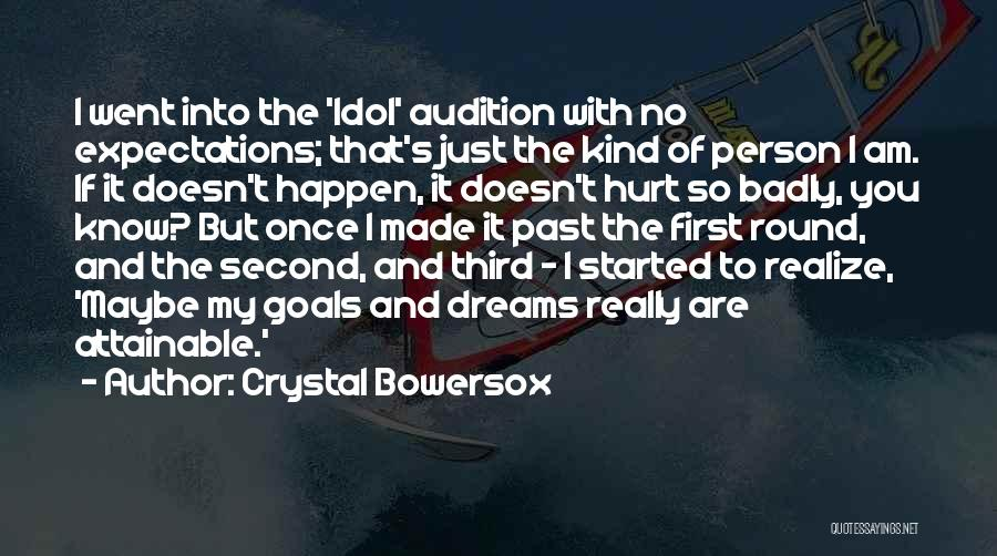 Crystal Bowersox Quotes 2197636